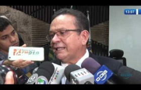 O DIA NEWS 20 01 2020  Desembargador Sebastião Martins sobre o adiamento da lei do juiz de garanti