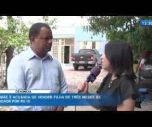 TV O Dia - O DIA NEWS 20 01 2020 Mãe é acusada de vender filha de três meses de idade por R$ 10 reais