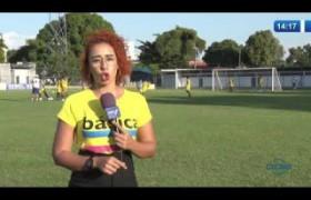 O DIA NEWS 21 01 2020  Treino do Parnahyba em Teresina visando a segunda rodada do campeonato