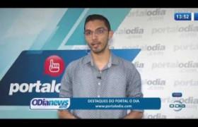 O DIA NEWS 22 01 2020  Destaques do Portal o Dia