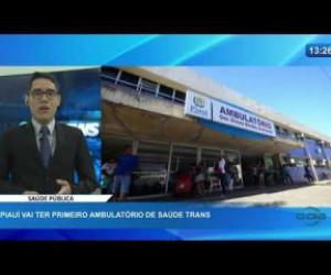 TV O Dia - O DIA NEWS 23 01 2020 Piauí vai ter primeiro ambulatório de saúde trans