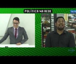 TV O Dia - O DIA NEWS 24 01 2020 Política na Rede