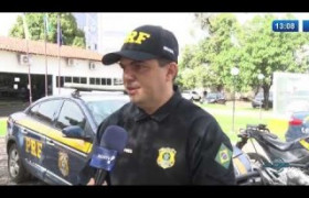 O DIA NEWS 24 01 2020  PRF faz doação de 60 veículos para a polícia militar e civil do Piaui