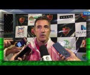 TV O Dia - O DIA NEWS 24 01 2020  Treinadores de Altos e Flamengo falam sobre a partida