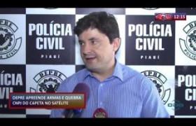 ROTA DO DIA 17 01 2020  DEPRE APREENDE ARMAS E DROGAS EM RESIDÊNCIA NO SATÉLITE