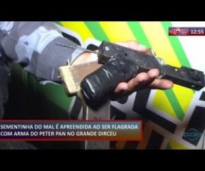 TV O Dia - ROTA DO DIA 23 01 2020 Menor apreendido com arma de fabricação caseira no grande Dirceu