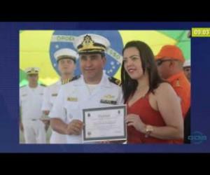 TV O Dia - BOM DIA NEWS 17 02 20 Capitania dos Portos do Piauí celebra 165 anos