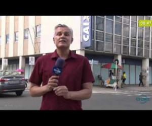 TV O Dia - BOM DIA NEWS 17 02 20 CEF começa a pagar o PIS para nascidos entre março e abril