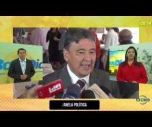 TV O Dia - BOM DIA NEWS 17 02 20 Janela Política