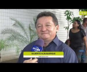 TV O Dia - BOM DIA NEWS 19 02 20 Projeto deve aumentar em 10% o número de cirurgias e atendimentos no HGV