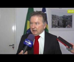 TV O Dia - BOM DIA NEWS 21 02 20 Governador decreta reajuste de gratificação a policiais civis e militares