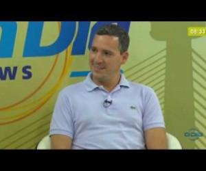 TV O Dia - BOM DIA NEWS 24 02 20  Ítalo Barros (Vereador - PTC) - Política
