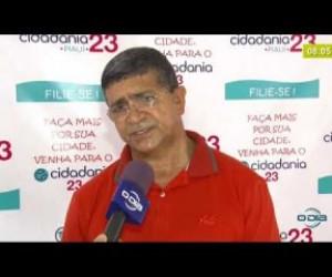 TV O Dia - BOM DIA NEWS 26 02 20  Cidadania23 pretende lançar até 15 candidatos a prefeito no Piauí