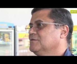 TV O Dia - BOM DIA NEWS 27 02 20  Projeto proíbe a venda de bebidas alcoólicas em postos de combustíveis