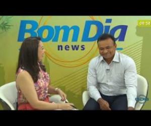 TV O Dia - BOM DIA NEWS 28 02 20 Fábio Abreu (Sec. Estadual de Segurança) - Insegurança nos coletivos