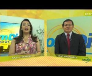 TV O Dia - BOM DIA NEWS 28 02 20 Janela Política