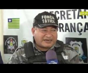 TV O Dia - BOM DIA NEWS 28 02 20  SSP PI faz reunião para tentar solucionar os casos de assaltos em ônibus