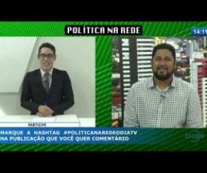 TV O Dia - O DIA NEWS 21 02 20 Política na Rede