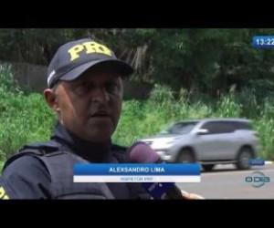 TV O Dia - O DIA NEWS 26 02 20  Volta dos teresinenses do carnaval aumenta fluxo pela BR 343