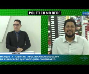 TV O Dia - O DIA NEWS 28 02 20 Política na Rede