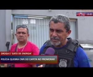 TV O Dia - ROTA DO DIA 24 02 20  Polícia quebra