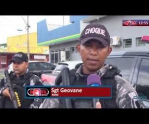 TV O Dia - ROTA DO DIA 26 02 20  Dupla é presa com arma de policial