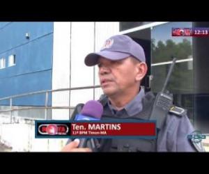 TV O Dia - ROTA DO DIA 28 02 20 Polícia apreende duas armas de fogo em menos de 24h em Timon