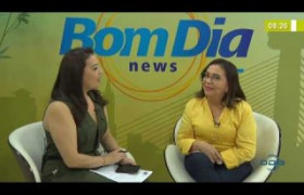 BOM DIA NEWS 06 03 20  Teresinha Medeiros (Ver. PSL) - Participação feminina na politica piauien