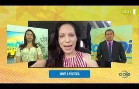 BOM DIA NEWS 11 03 2020 JANELA POLITICA 11 03