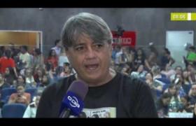BOM DIA NEWS 12 03 20  Professores da rede municipal ocupam o plenário da câmara de vereadores