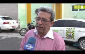 BOM DIA NEWS 12 03 20  Taxistas reclamam da insegurança
