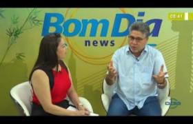 BOM DIA NEWS 13 03 20  João Madison (Dep. Est. MDB) - REUNIÃO COM O GOVERNADOR IBANEIS ROCHA