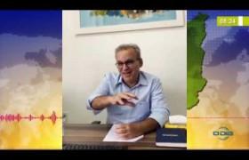 BOM DIA NEWS 23 03 2020  FIRMINO FILHO BAIXA DECRETO PARA FECHAMENTO DE ESTABELECIMENTOS COMERCIAIS