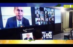 BOM DIA NEWS 23 03 2020  MARCELO CASTRO (SENADOR MDB)