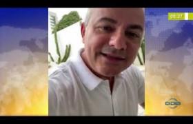 BOM DIA NEWS  25 03 20  Valter Alencar (Pres. PSC-PI) - Isolamento social e ações do partido