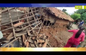 BOM DIA NEWS  26 03 20  Defesa Civil comenta o rompimento da barragem em Pedro II
