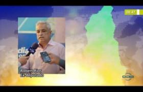 BOM DIA NEWS  26 03 20  Robert Rios critica proposta de Elmano Férrer de adiamento das eleiçõe