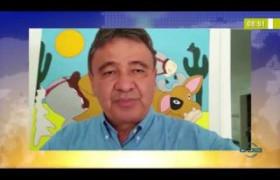 BOM DIA NEWS  26 03 20  Wellington Dias (Governador do Piauí) - Situação econômica das empresas