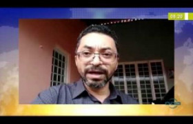 BOM DIA NEWS  26 03 20  Werton Costa (climatologista) - Novo alerta laranja para o Piauí