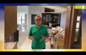 BOM DIA NEWS  27 03 20  Flávio Nogueira destina 8,4 milhões de emendas para saúde no Piauí