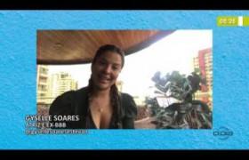 BOM DIA NEWS  27 03 20  Gyselle Soares, atriz e ex BBB, dá dicas do que fazer durante o isolamento