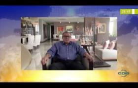 BOM DIA NEWS  27 03 20  Valdeci Cavalcante (Pres. Fecomércio)