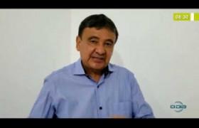 BOM DIA NEWS  30 03 20  Wellington Dias cobra ações do governo Bolsonaro para combate ao Covid-1