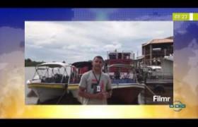 BOM DIA NEWS  31 03 20  Barqueiros de Ilha Grande sofrem com paralisação do turismo