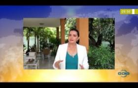 BOM DIA NEWS 31 03 20  Deputada Teresa Britto é contra audiência pública virtual