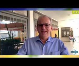TV O Dia - BOM DIA NEWS  31 03 20  Firmino Filho (Prefeito de Teresina) - Testagem por amostragem