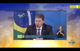 BOM DIA NEWS 31 03 20 Ministro da Infraestrutura anuncia ações de enfrentamento ao coronavírus