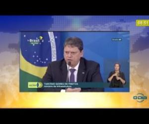 TV O Dia - BOM DIA NEWS 31 03 20 Ministro da Infraestrutura anuncia ações de enfrentamento ao coronavírus
