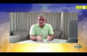 BOM DIA NEWS  31 03 20  Paulo Henrique Costa (Prefeito de União) - Medidas adotadas pelo municíp