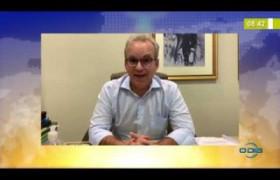 BOM DIA NEWS  31 03 20  Prefeito Firmino Filho prorroga decreto de isolamento social em Teresina